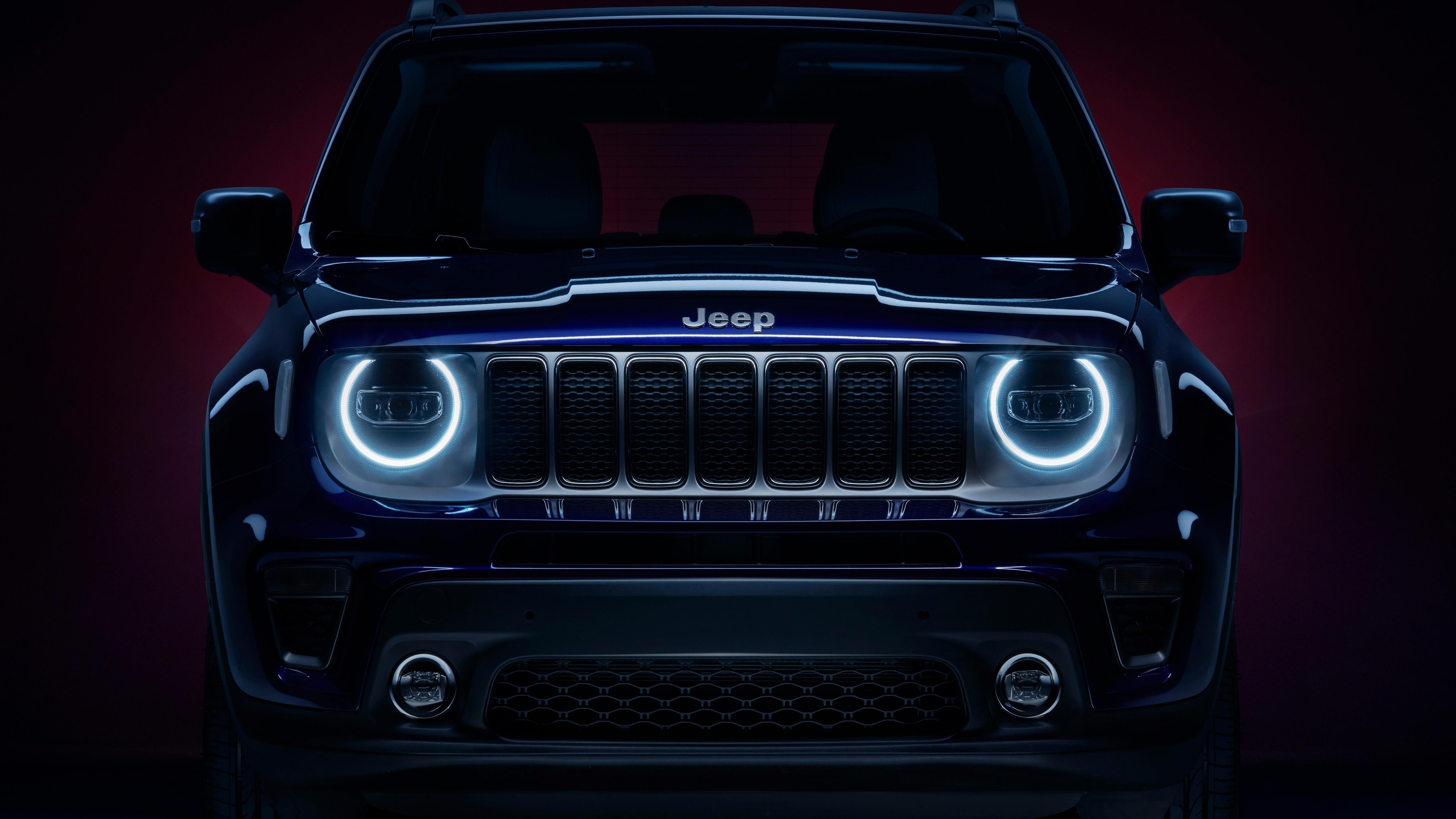Jeep renegade limited 2019 обои скачать