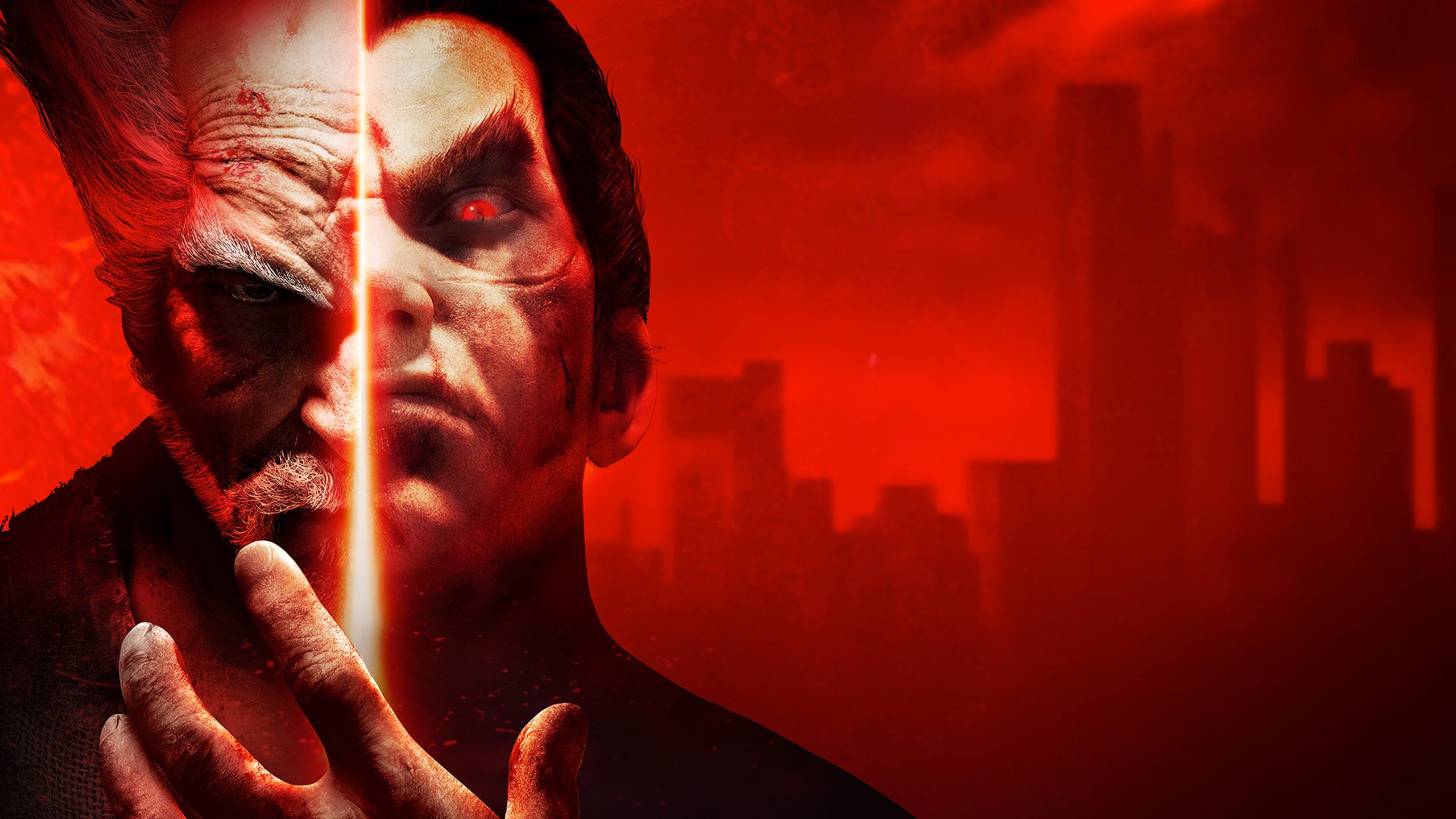 Tekken 7. обои скачать