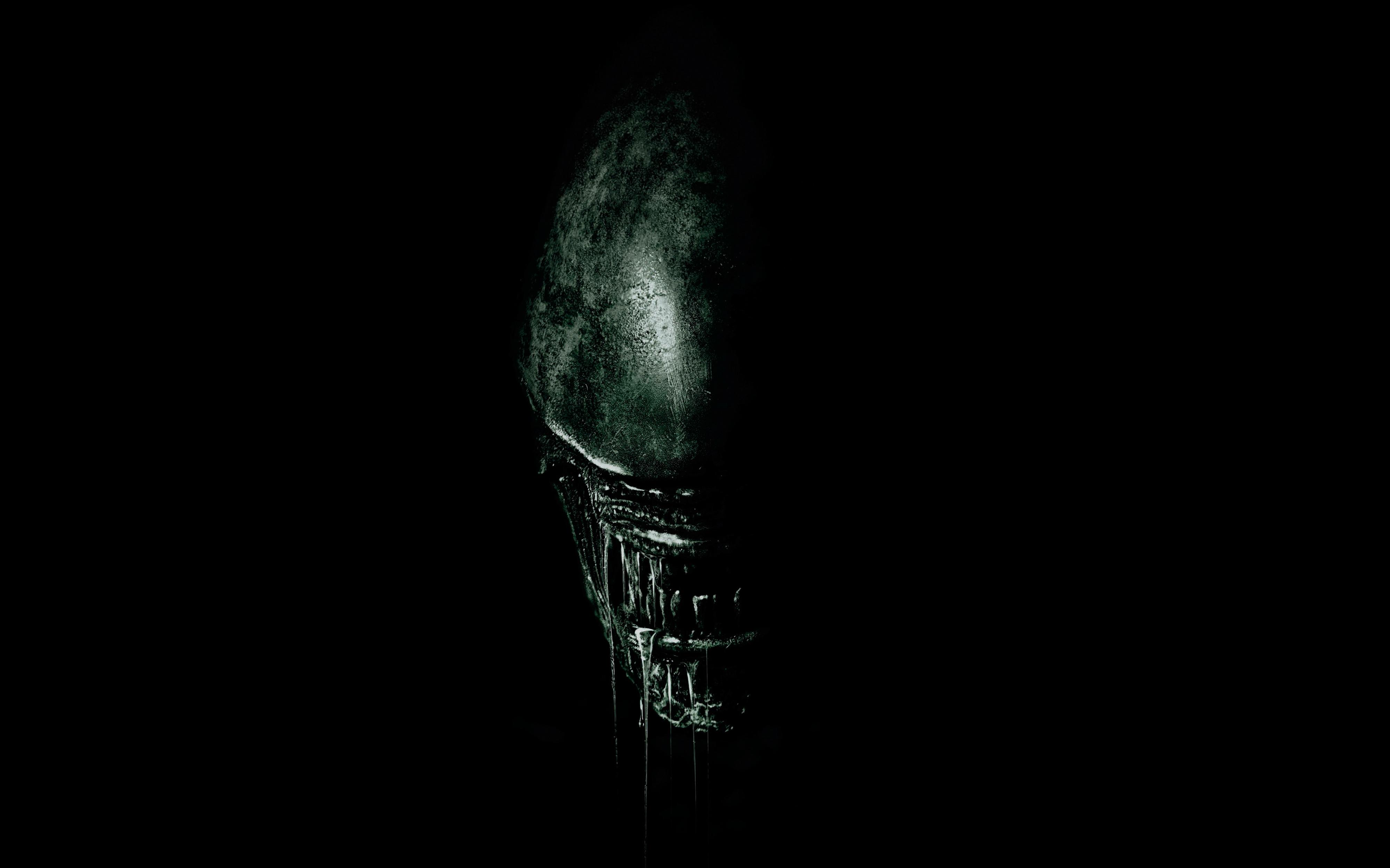 Alien covenant 4k. обои скачать