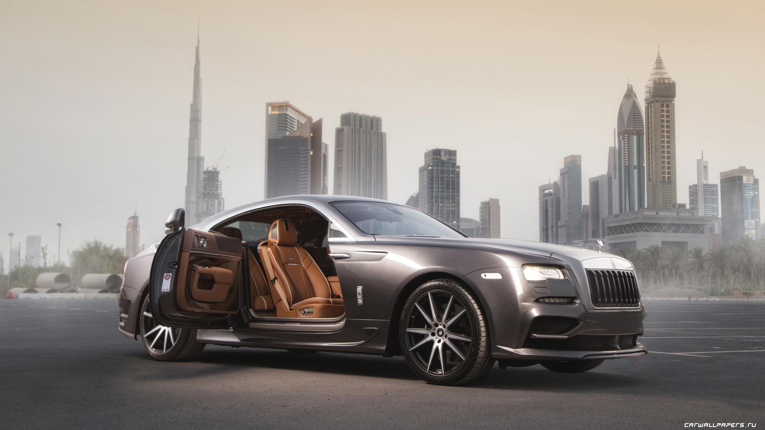 Rolls-Royce, Wraith, Роллс-Ройс обои скачать