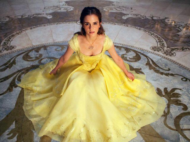 Эмма Уотсон Белль красавица и чудовище.