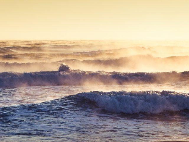 Волны океана samsung Galaxy Примечание 8 акций