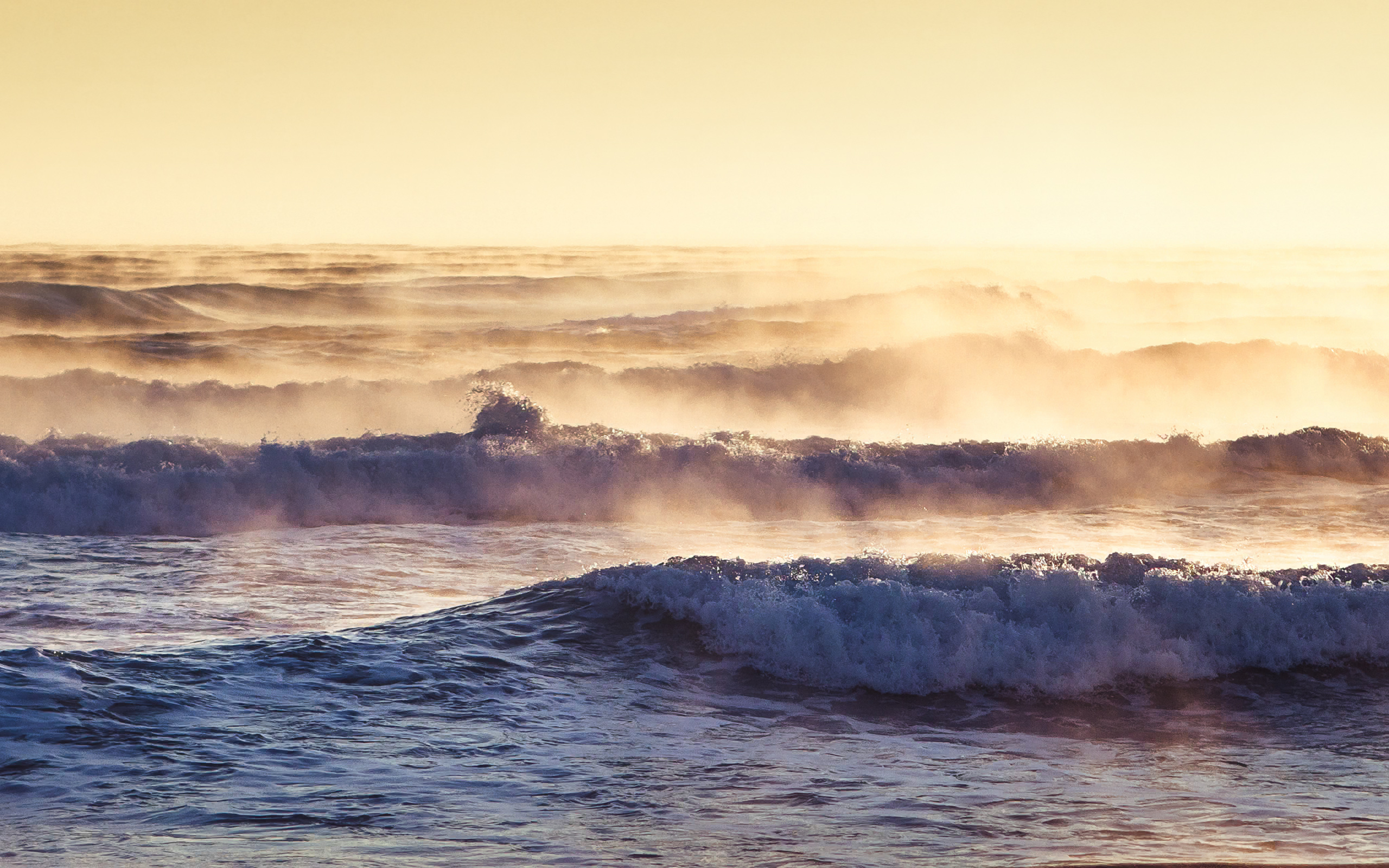 Волны океана samsung Galaxy Примечание 8 акций обои скачать