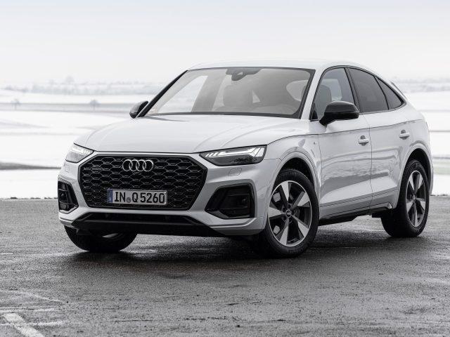 Audi q5 sportback 40 tdi quattro s line 2021 автомобили