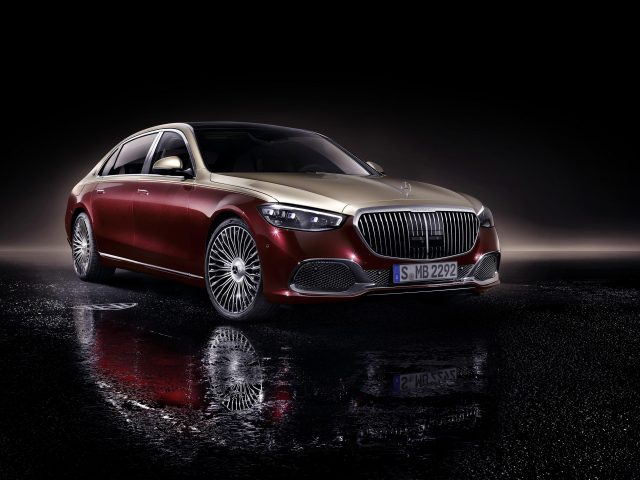 Mercedes-maybach s 580 2021 3 автомобиля