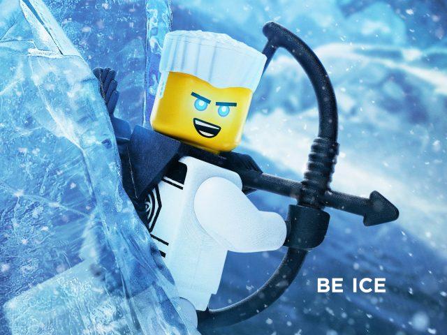 Зейн лед Лего ниндзяго