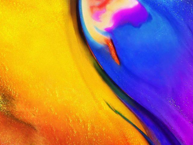 Colorful abstract lg v35 thinq v35