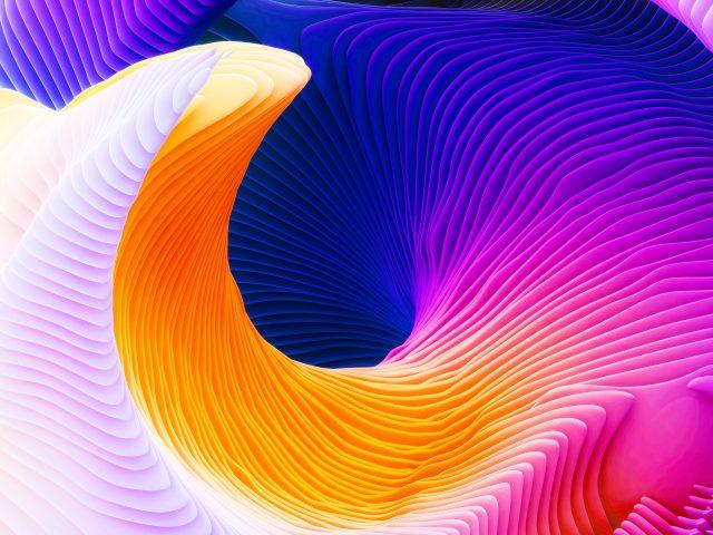 3D абстрактные
