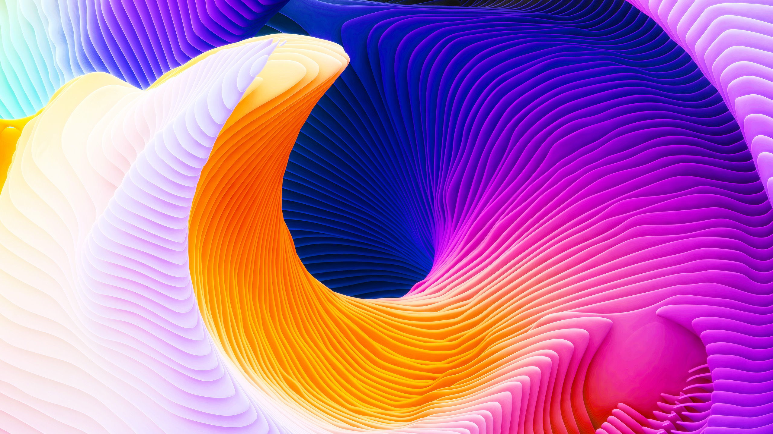 3D абстрактные обои скачать