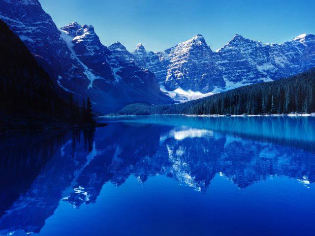 Моренное озеро