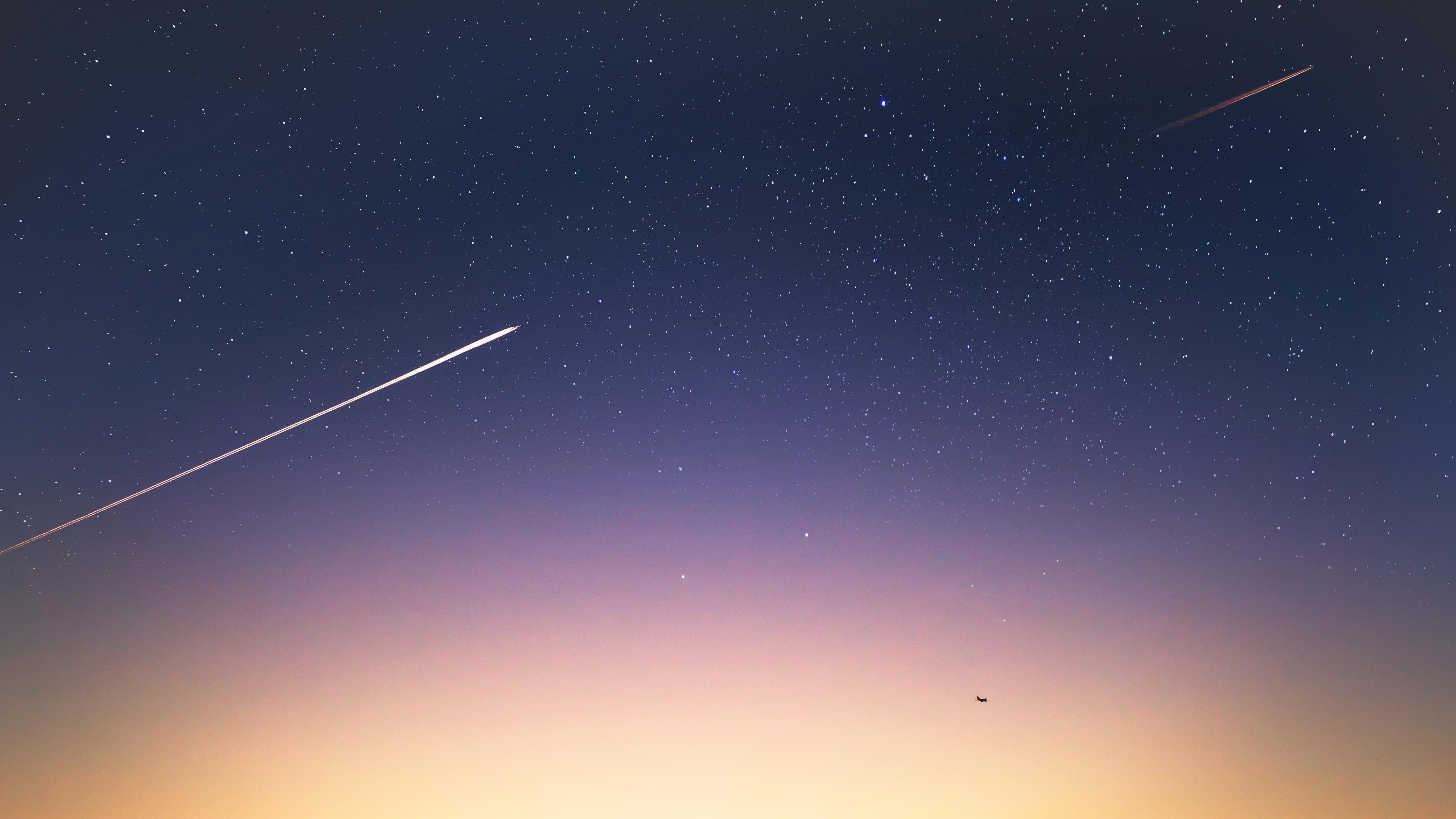 Звездное небо обои скачать