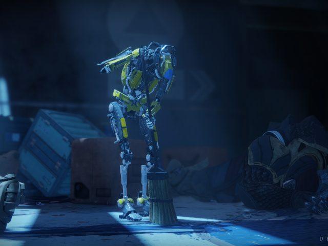 Судьба 2 роботы