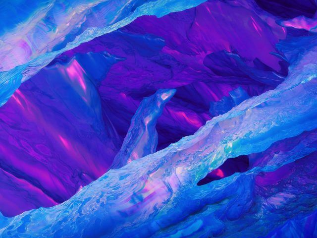 Раздача 5Т синий абстрактный