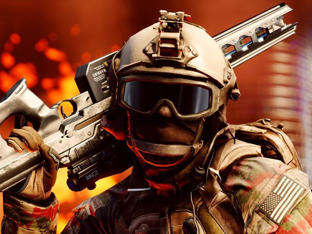 В Battlefield 4
