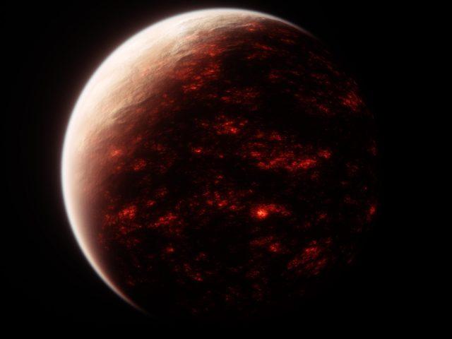 Космического пространства планеты
