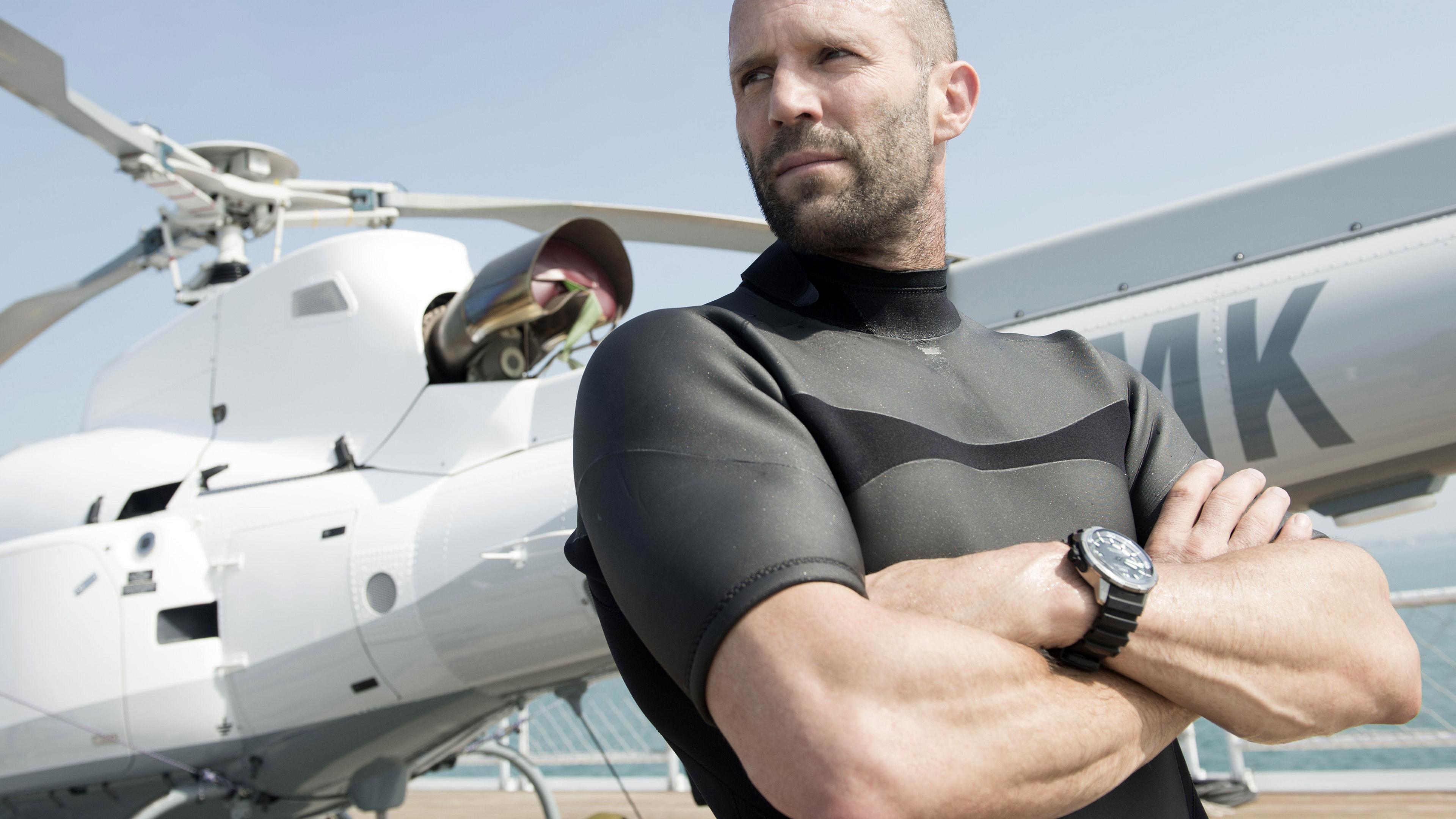 Mechanic Resurrection Jason Statham обои скачать
