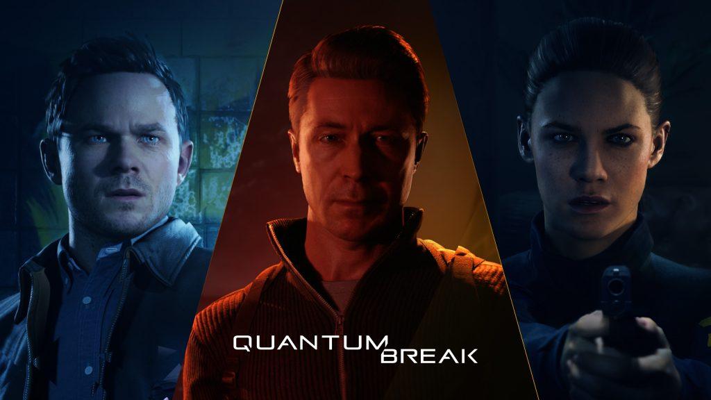 Квантовая перерыв Xbox один. обои скачать