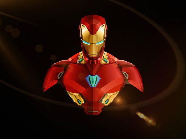 Железный человек Мстители бесконечность войны минимальный
