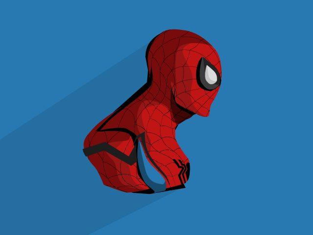 Человек-паук минимальная работа