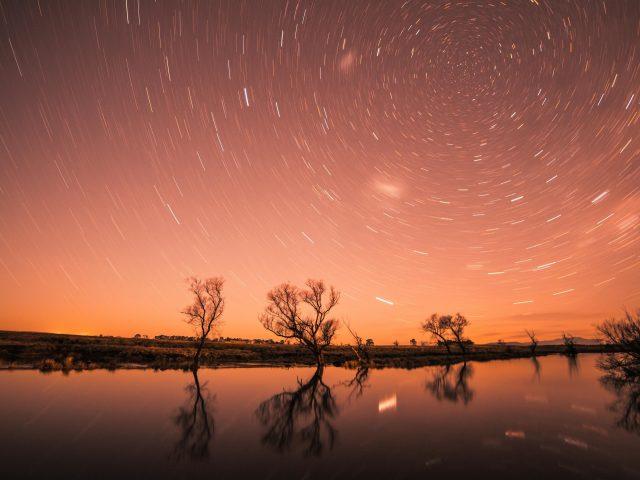 Тропа закатной звезды