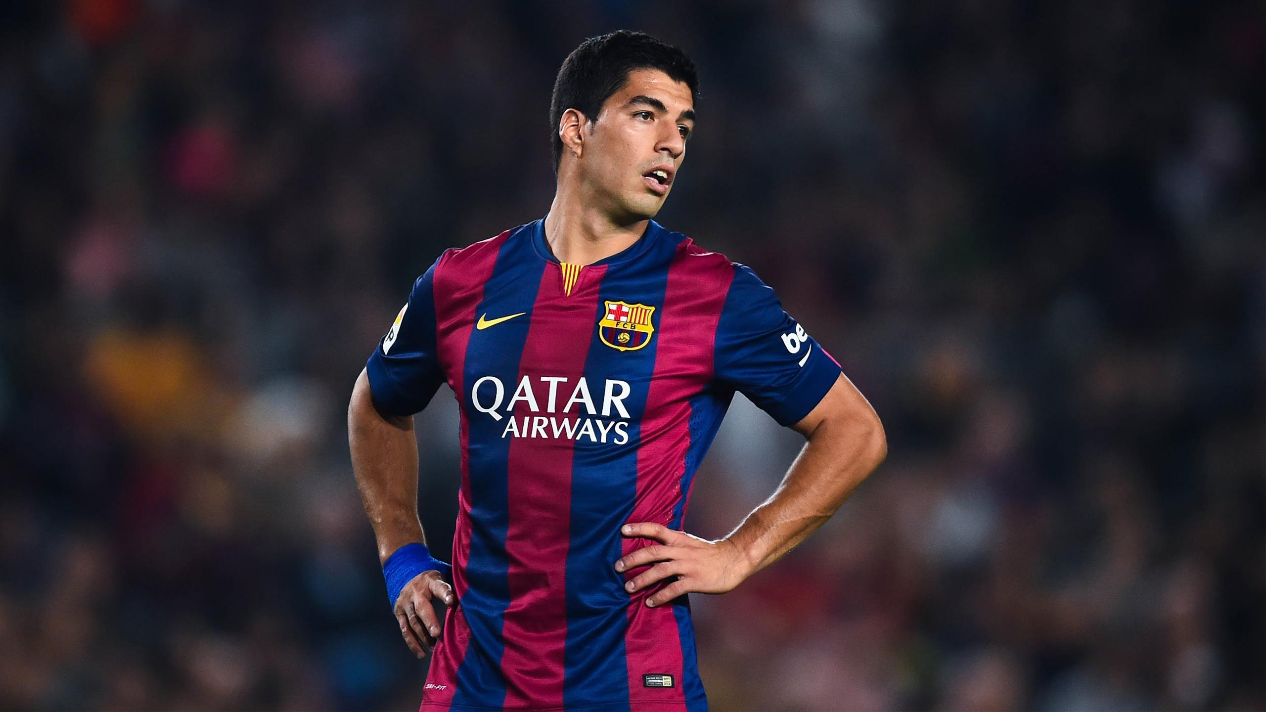 Луис Суарес уругвайский футболист. обои скачать