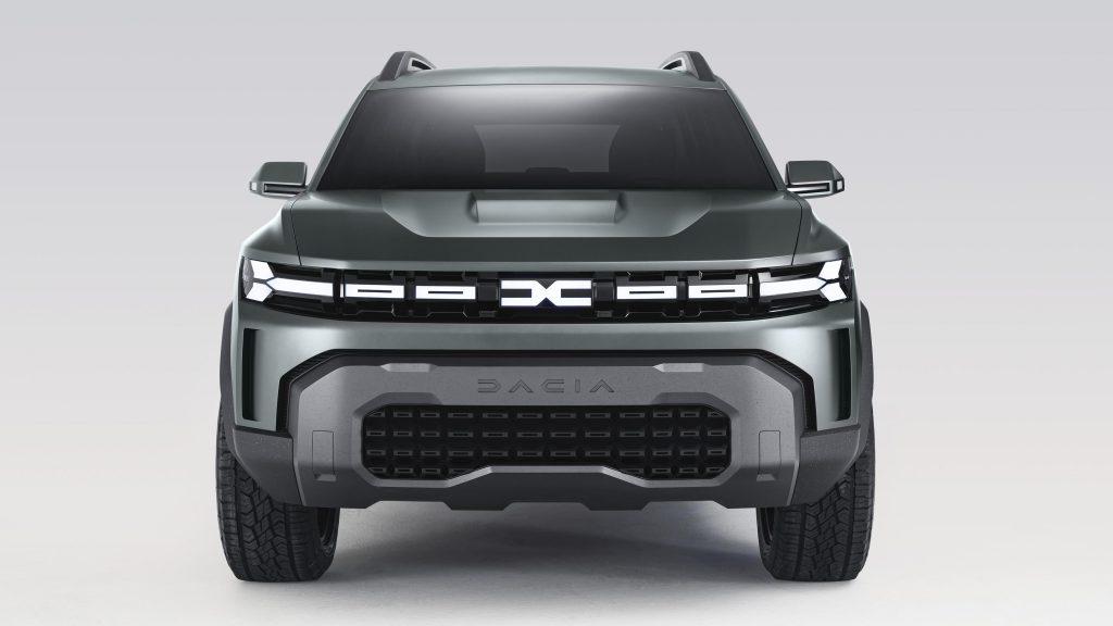 Dacia bugster concept 2021 2 автомобиля обои скачать