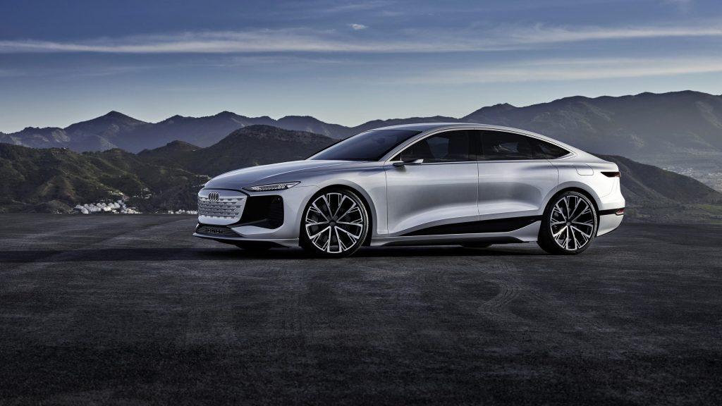 Audi a6 e tron concept 2021 1 автомобили обои скачать