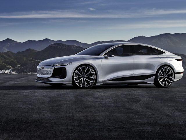 Audi a6 e tron concept 2021 1 автомобили