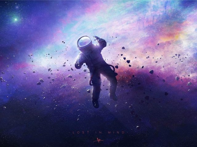 Затерянный в космосе