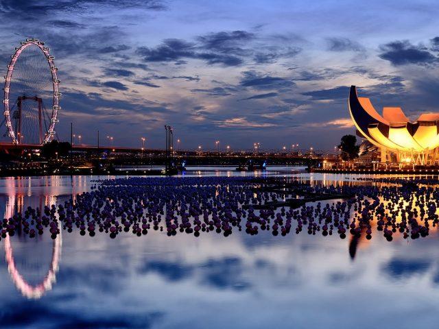 Сингапур,  отель,  здания,  архитектура