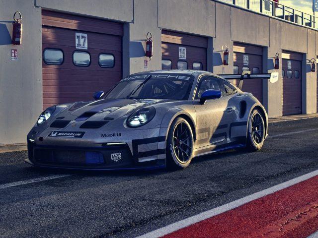 Porsche 911 gt3 cup 2021 автомобили