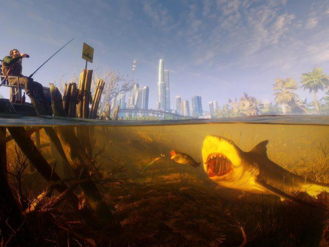 Людоед голодная акула