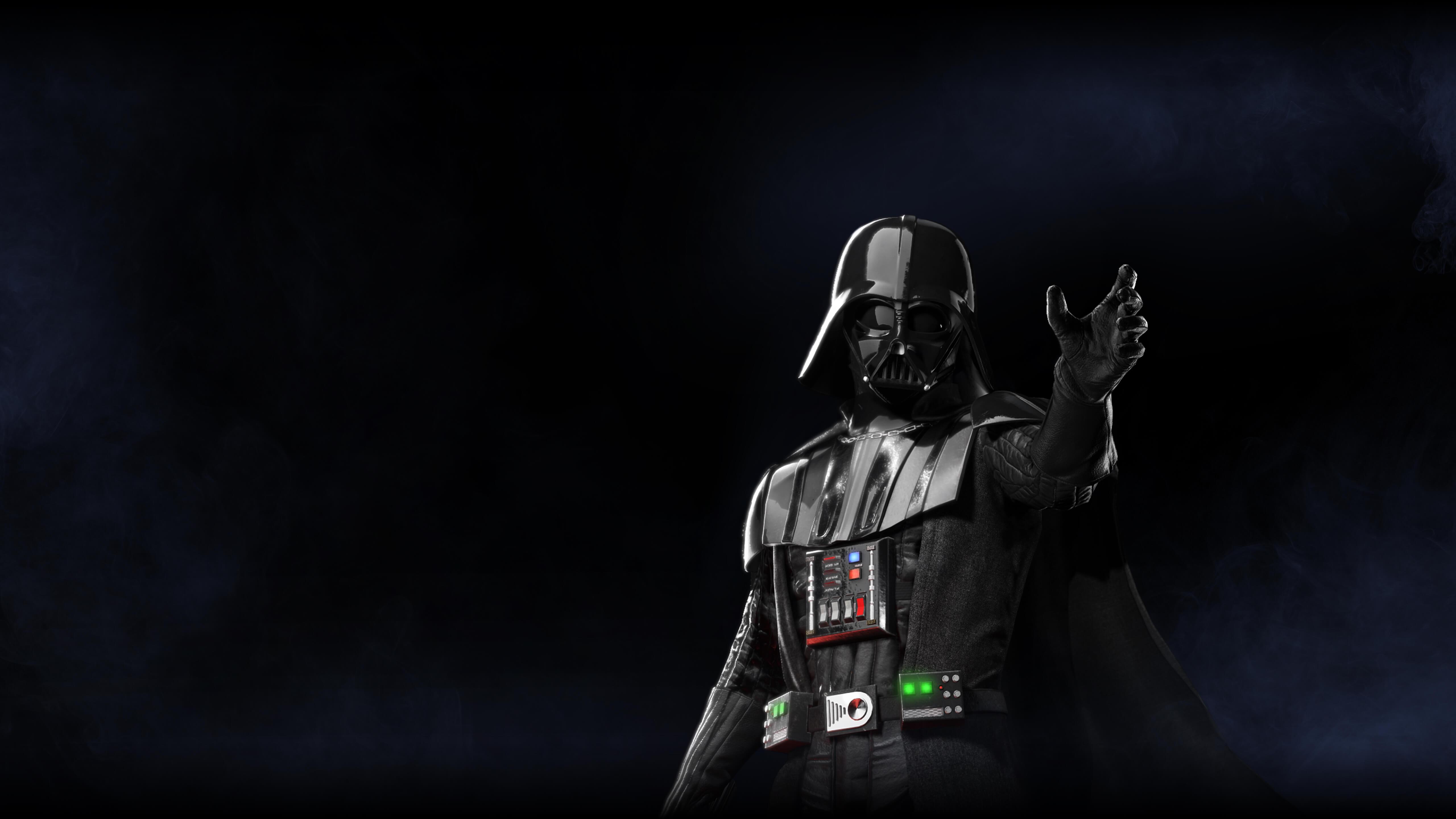 Дарт Вейдер в Звездных войнах Battlefront II обои скачать