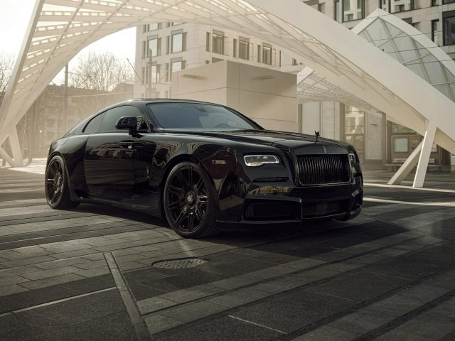 Spofec rolls royce wraith черный значок передозировка 2021 3 автомобиля