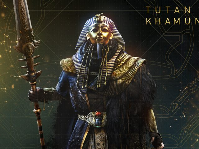 Assassins creed происхождение тутанхамон