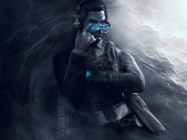 Оператор-надзиратель в Rainbow six siege operation phantom sight
