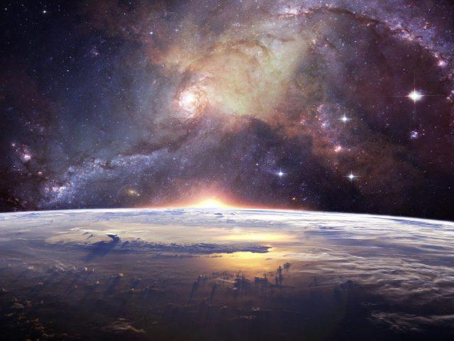Земной горизонт Млечный Путь