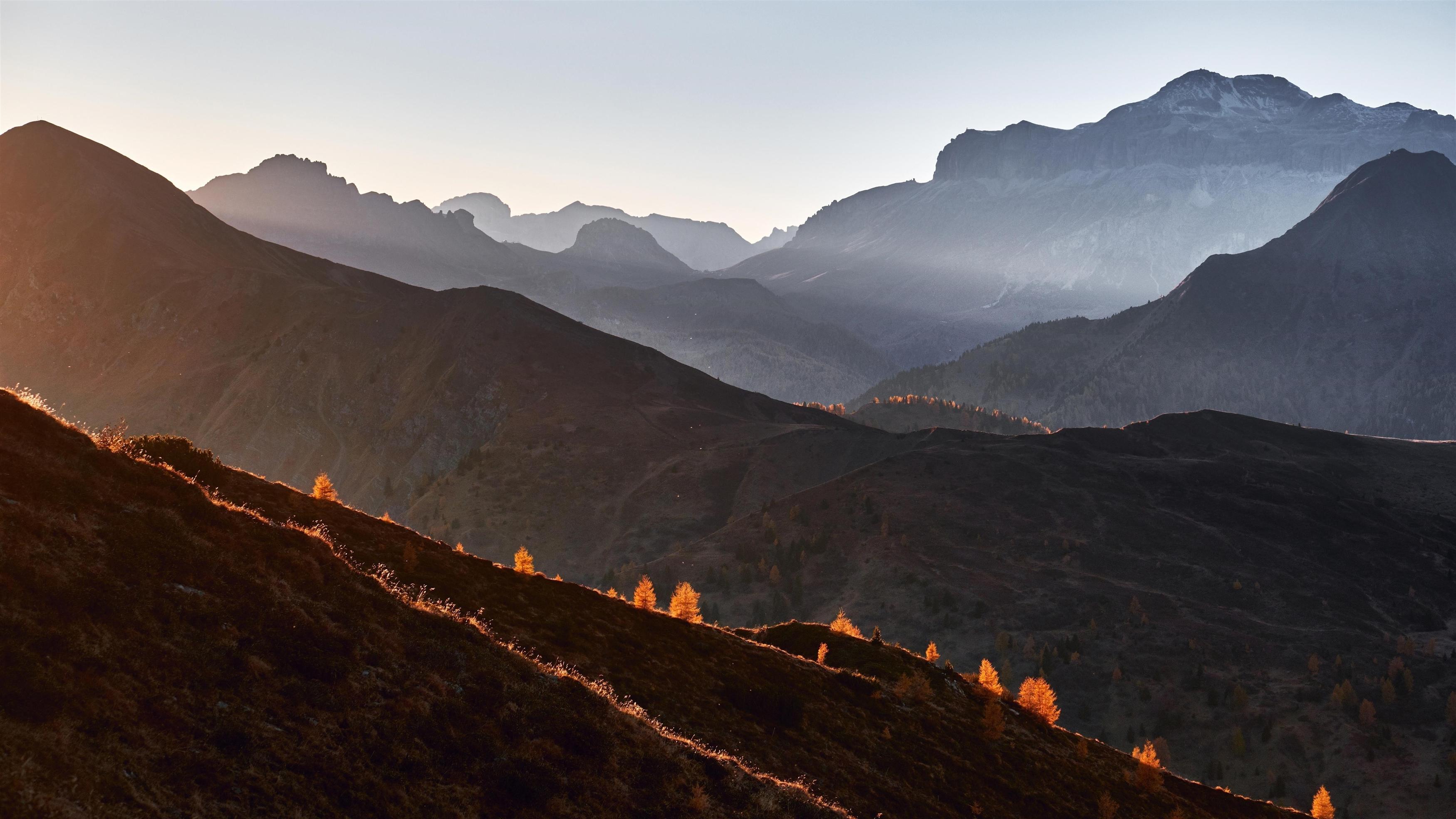 Бесплатный проход в горах Италии обои скачать
