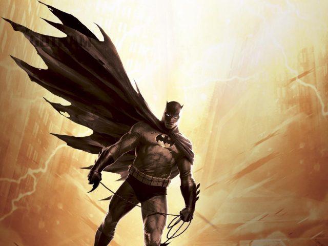 Бэтмен Темный рыцарь возвращается произведения искусства