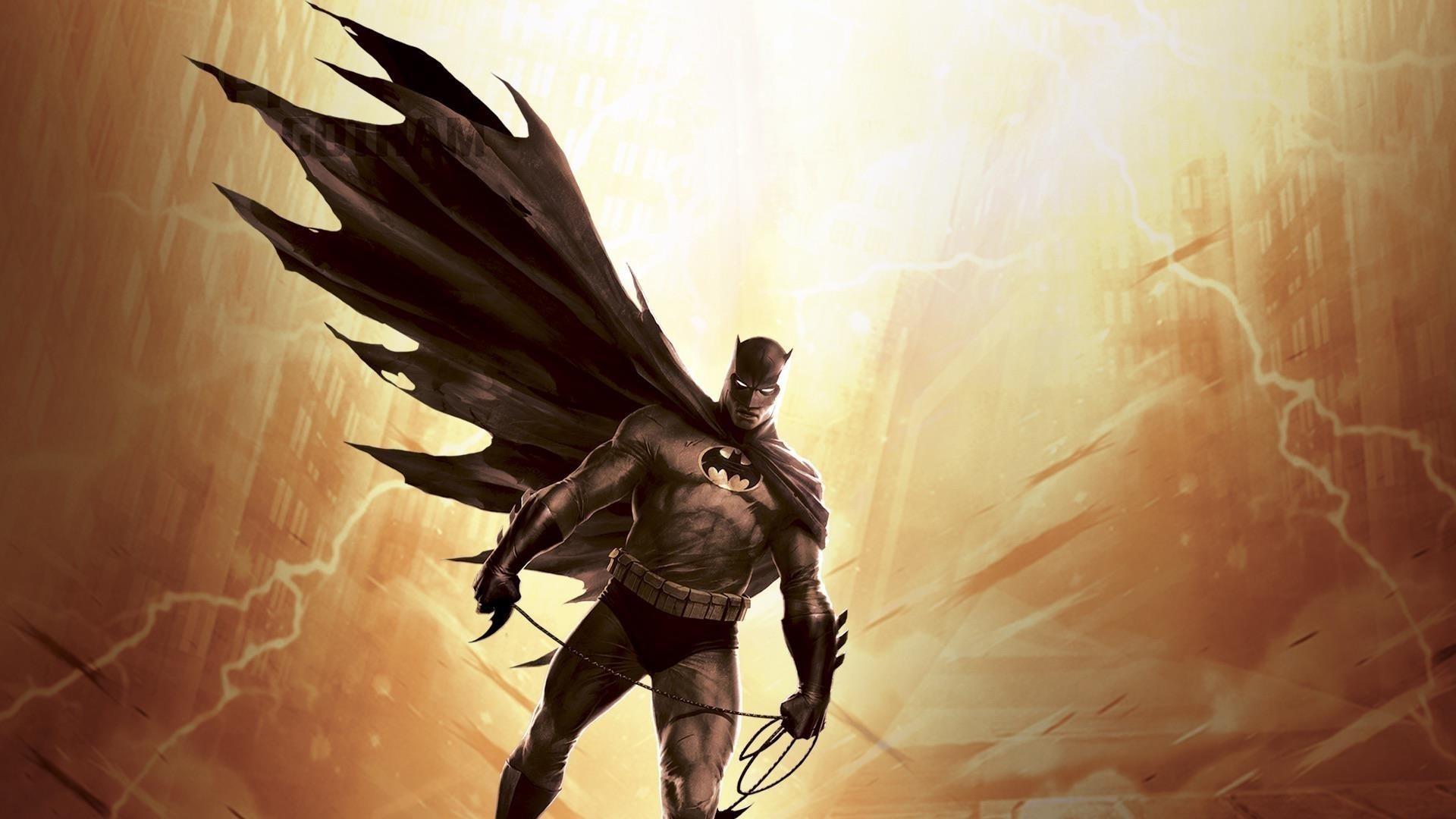 Бэтмен Темный рыцарь возвращается произведения искусства обои скачать