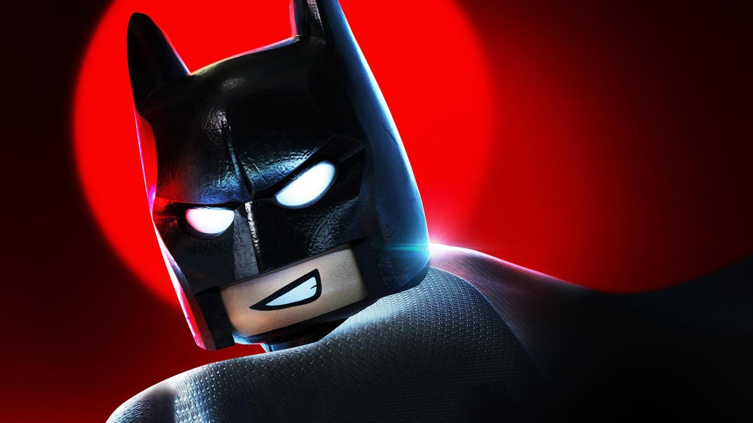 Lego batman обои скачать
