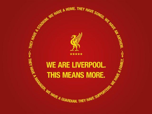 Мы Ливерпуль это значит