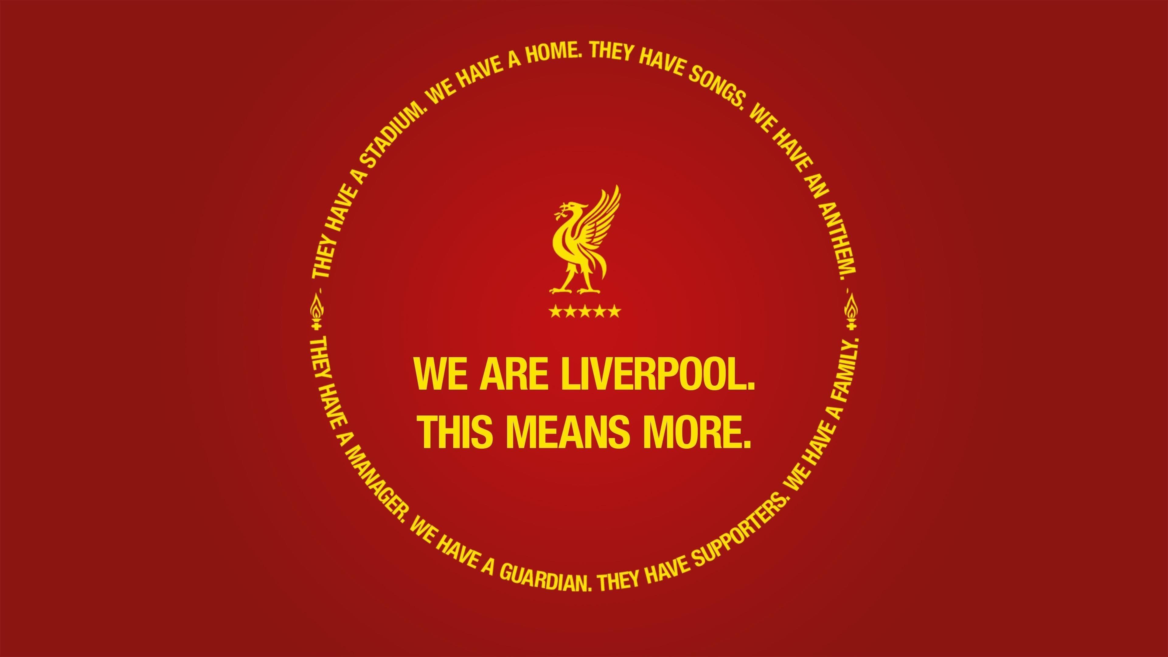 Мы Ливерпуль это значит обои скачать