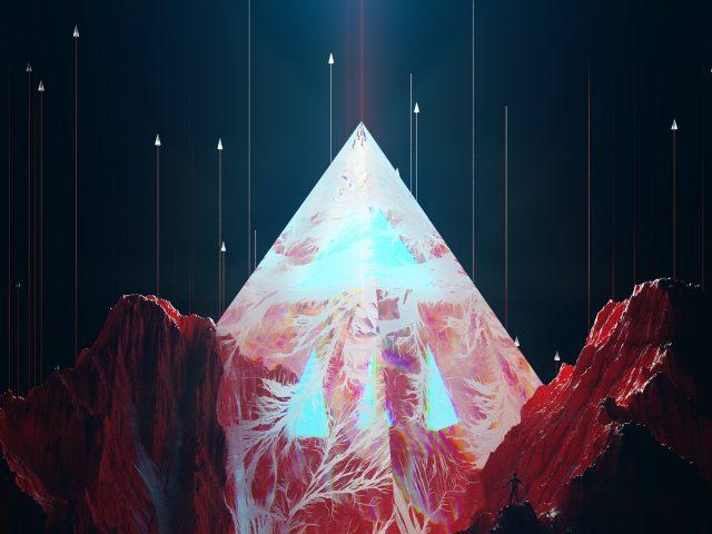 Геометрическая вершина горы