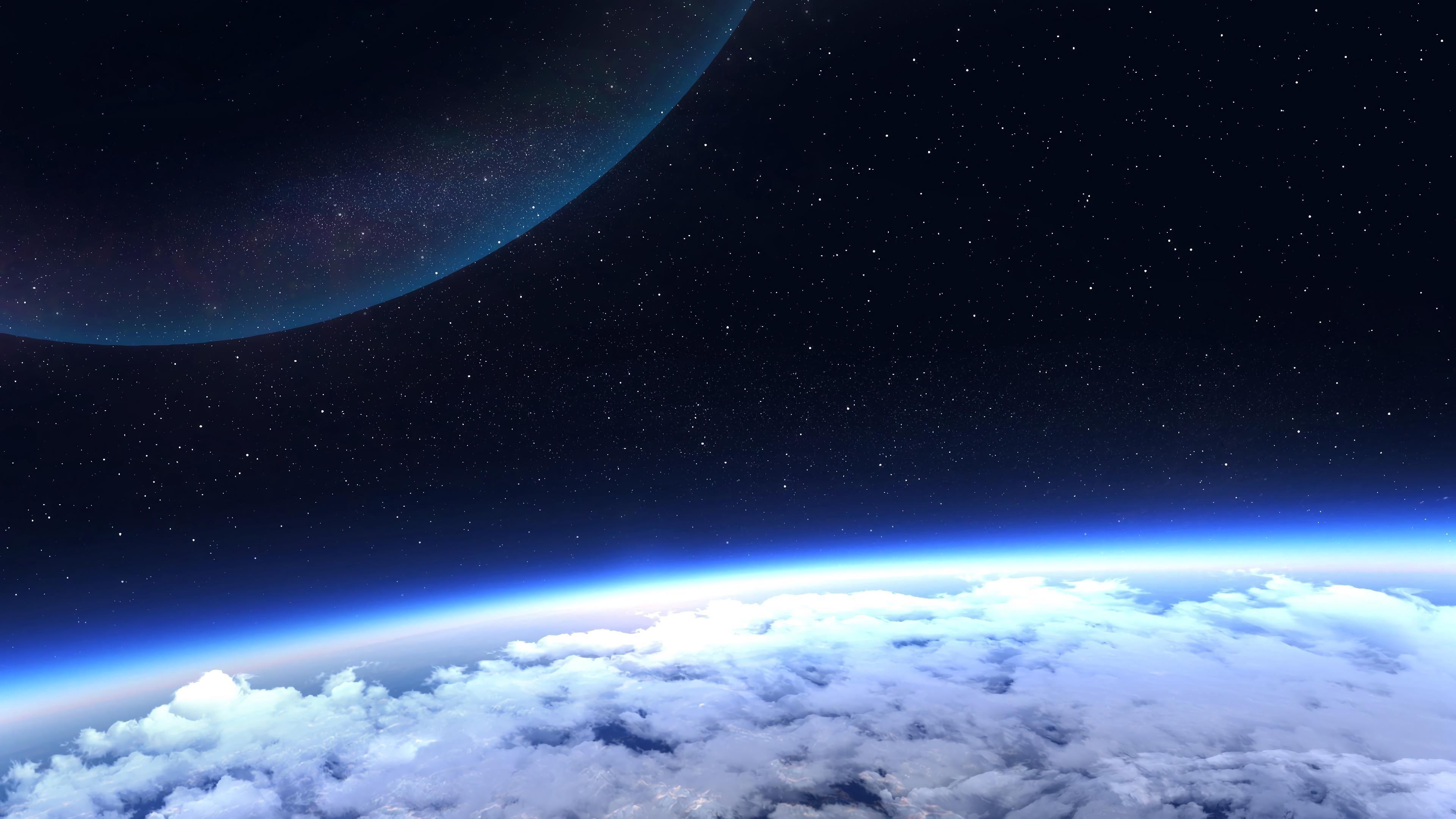 Космическое пространство обои скачать